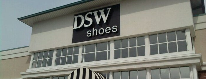 DSW Designer Shoe Warehouse is one of Places I Like : ).
