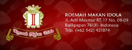 Roemah Makan Idola is one of RM.idola.