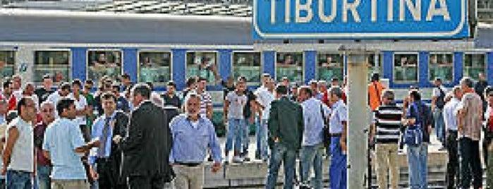 Stazione Roma Tiburtina is one of Muoversi a Roma.