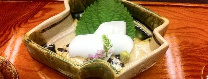 精進料理 醍醐 is one of Michelin Guide Tokyo (ミシュラン東京) 2012 [***&**].