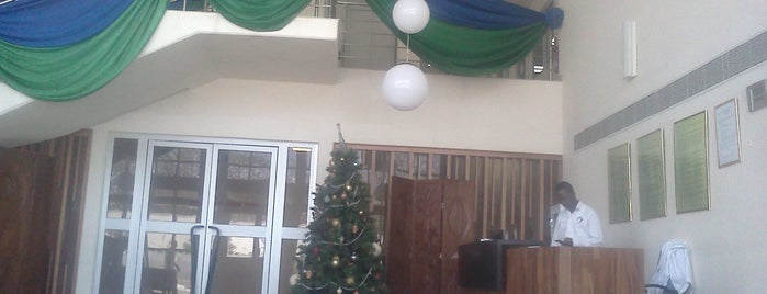 ADM is one of Kumasi City #4sqCities.