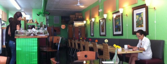 Green Gables Cafe is one of Ecorazzi Eats Restaurant Week.