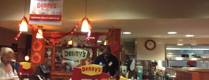 Denny's is one of All-time favorites in United States.