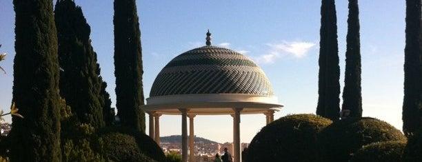 Jardín Botánico La Concepción is one of Málaga.