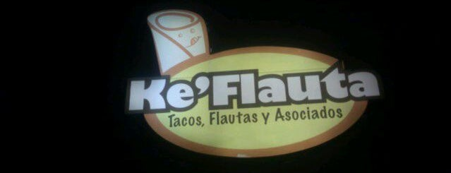 Ke'Flauta is one of Yum.