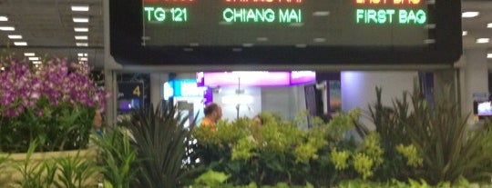 Baggage Claim 3 is one of TH-Airport-BKK-1.
