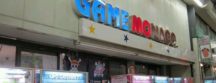 モナコ 十条店 is one of beatmania IIDX 設置店舗.