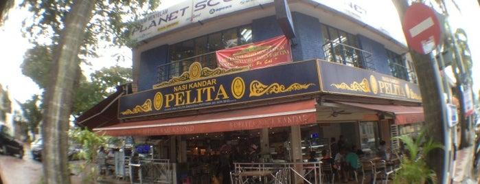 Nasi Kandar Pelita is one of Eating in KL.