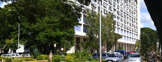 Hospital das Forças Armadas (HFA) is one of Conselho Nacional do Ministério Público (CNMP).