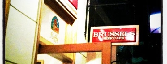 Brussels Beer Cafe is one of KL Bars.