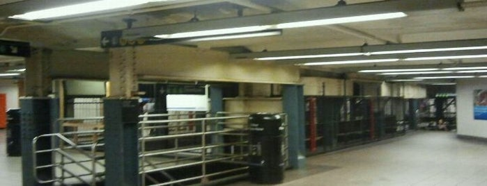 "MTA Subway - 14th St/Union Square (L/N/Q/R/4/5/6) is one of ""Be Robin Hood #121212 Concert"" @ New York!."