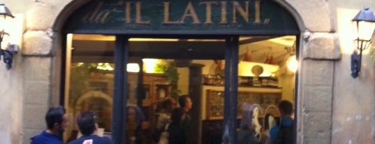 IL Latini is one of Restaurants & Pizzerie around our Area...THE BEST!.