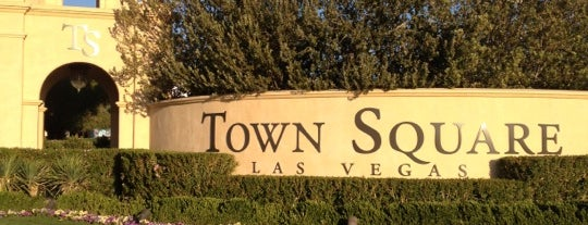 Town Square is one of A local's guide: 48 hours in Las Vegas, NV.