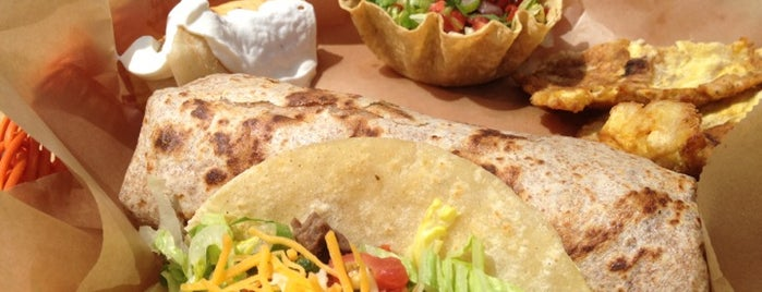 Salsa Fiesta Grill is one of Miami City Guide.