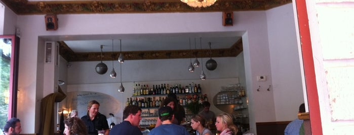 Gottlob is one of Berlin - It's time for brunch.