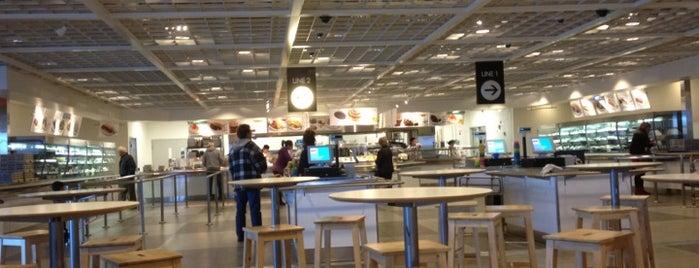IKEA Restaurant is one of IKEA.