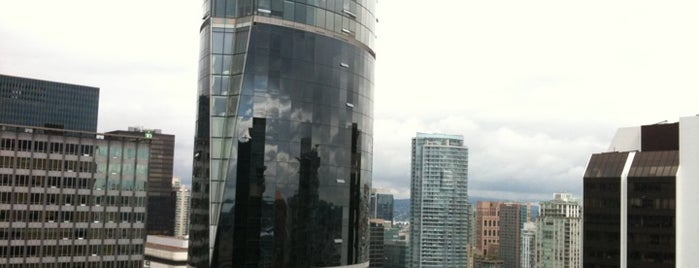 Sheraton Vancouver Wall Centre is one of All-time favorites in Canada.