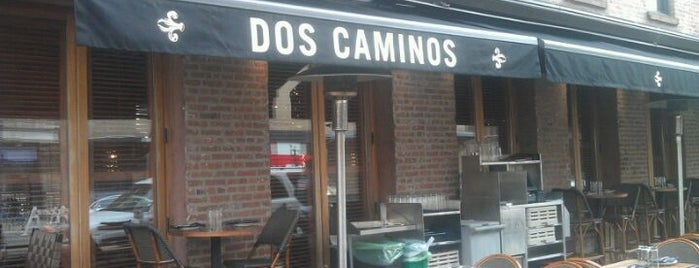 Dos Caminos is one of Mexican Restaurants - New York.