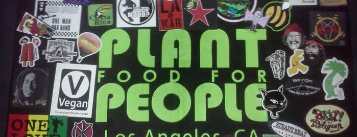 Plant Food For People is one of Good Karma.