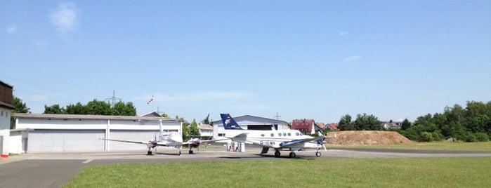 Flugplatz Bamberg is one of Bamberg #4sqCities.