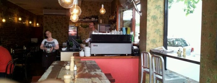 Cheeky Monkey is one of Coffee, Breakfasts and Lunch. Cafe's of the SE.
