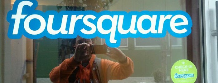 Foursquare SF is one of silicon valley.