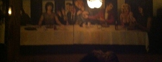Art Bar is one of Manhattan Essentials.