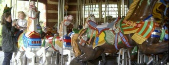 Central Park Carousel is one of A Guide To NYC's Carousels.