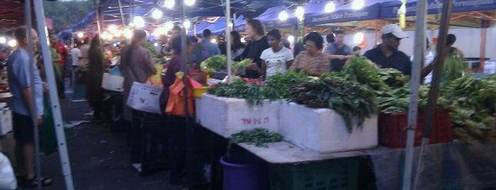 Pasar Malam Bangsar is one of Cool KL.