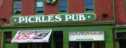 Pickles Pub is one of bars.