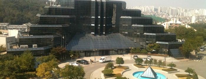 서울대학교 연구공원 is one of Seoul Natl Univ.