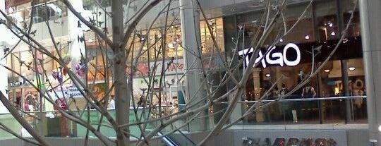 ТЦ «Галерея «Афина» / Athena Gallery mall is one of TOP-20: Одеса.