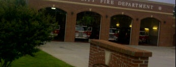 Boger City Fire Department is one of work.