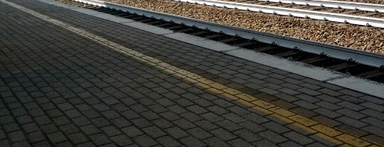 Stazione di Segrate is one of Linee S e Passante Ferroviario di Milano.