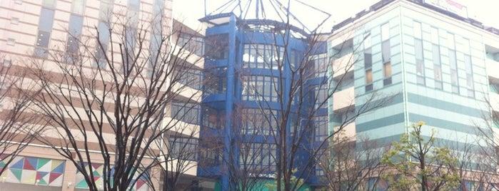 港北TOKYU S.C. is one of 横浜・川崎のモール、百貨店.