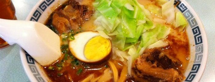 Keika is one of ラーメン!拉麺!RAMEN!.