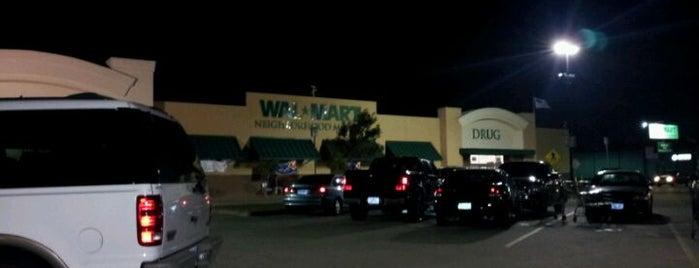 Walmart Neighborhood Market is one of Recycle Hotspots.