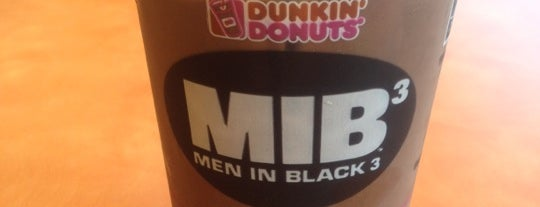 Dunkin' Donuts is one of Places I Go All the Time.