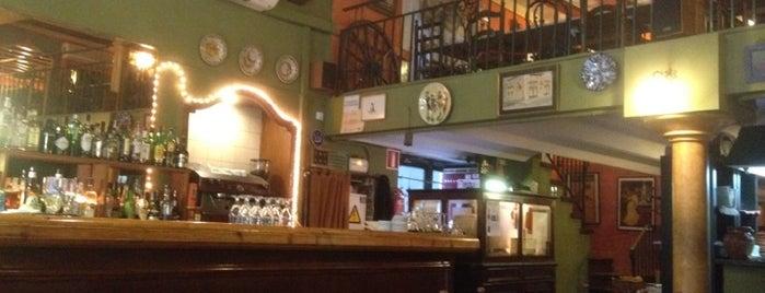 El Disbarat is one of My restaurants :).