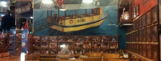 Takanik Balık is one of Must-visit Food in Istanbul.