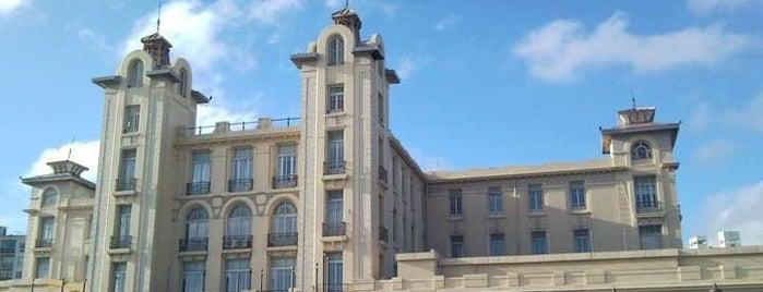 Edificio Mercosur is one of Montevideo City Badge - Mateína.