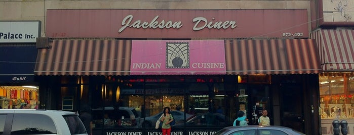 Jackson Diner is one of 20 favorite restaurants.