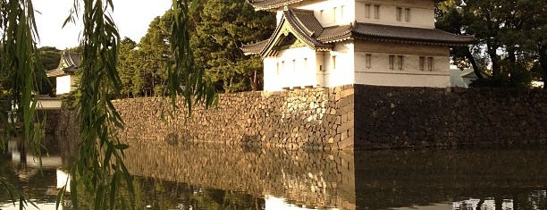 皇居 (Imperial Palace) is one of Japan must-dos!.