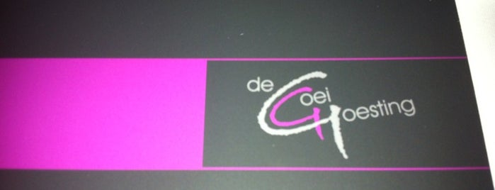 De Goei Goesting is one of CityZine Hasselt Restaurants.
