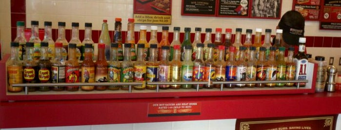 Firehouse Subs is one of Must-visit Food in Glendale.