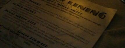 Silver Lining is one of Speakeasies.