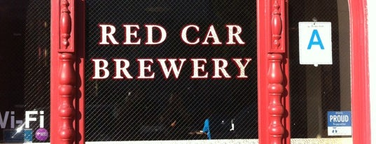 Red Car is one of BEER!.