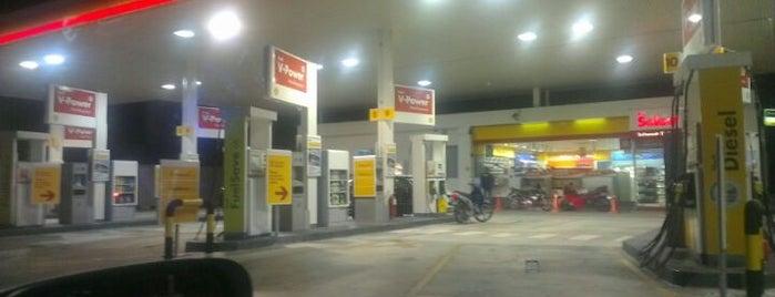 Shell Batu Tiga is one of Petrol,Diesel & NGV Station.