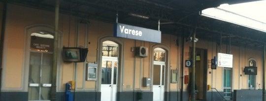 Stazione FS Varese is one of Linee S e Passante Ferroviario di Milano.