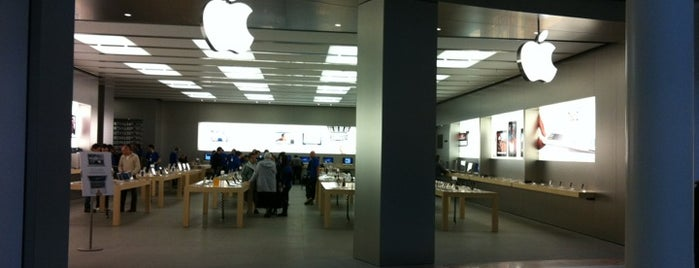 Apple Store, I Gigli is one of All Apple Stores in Europe.